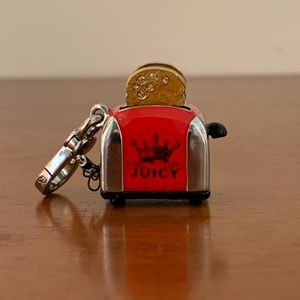 Juicy Couture Toaster Charm